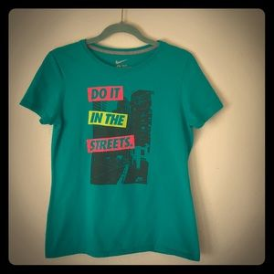 Nile Do It In The Street T-shirt